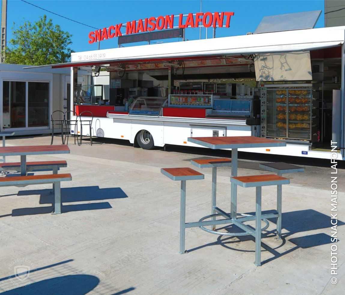 Food truck à Perpignan