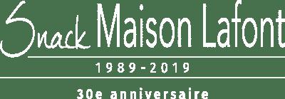 Snack Maison Lafont à Perpignan Logo