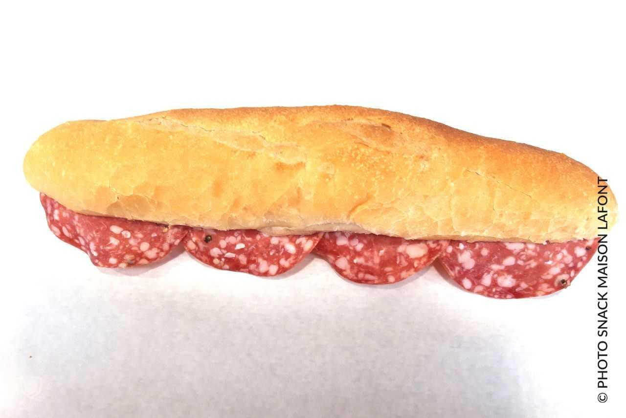 Sandwichs à Perpignan, Snack Maison Lafont