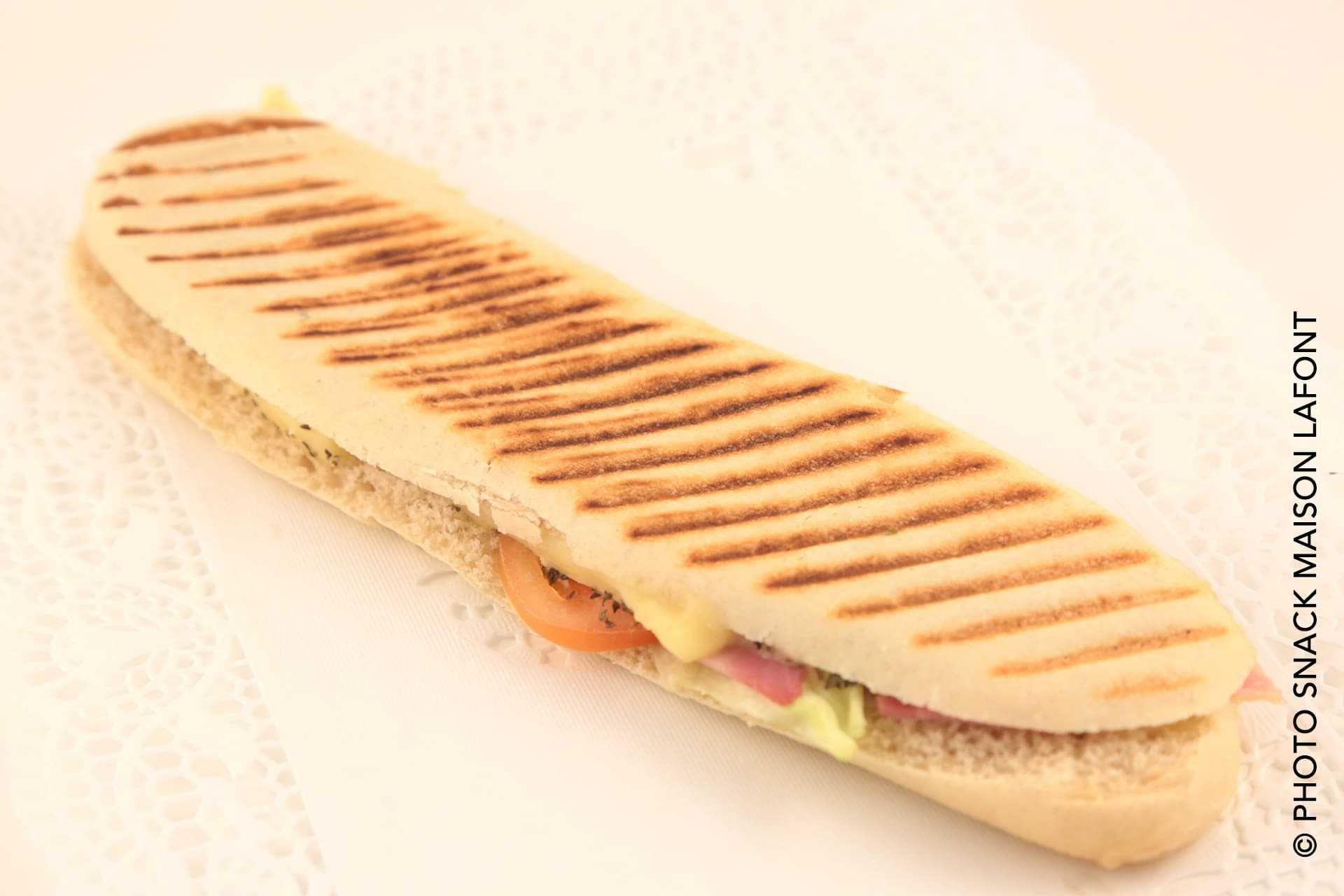 Paninis à Perpignan, Snack Maison Lafont