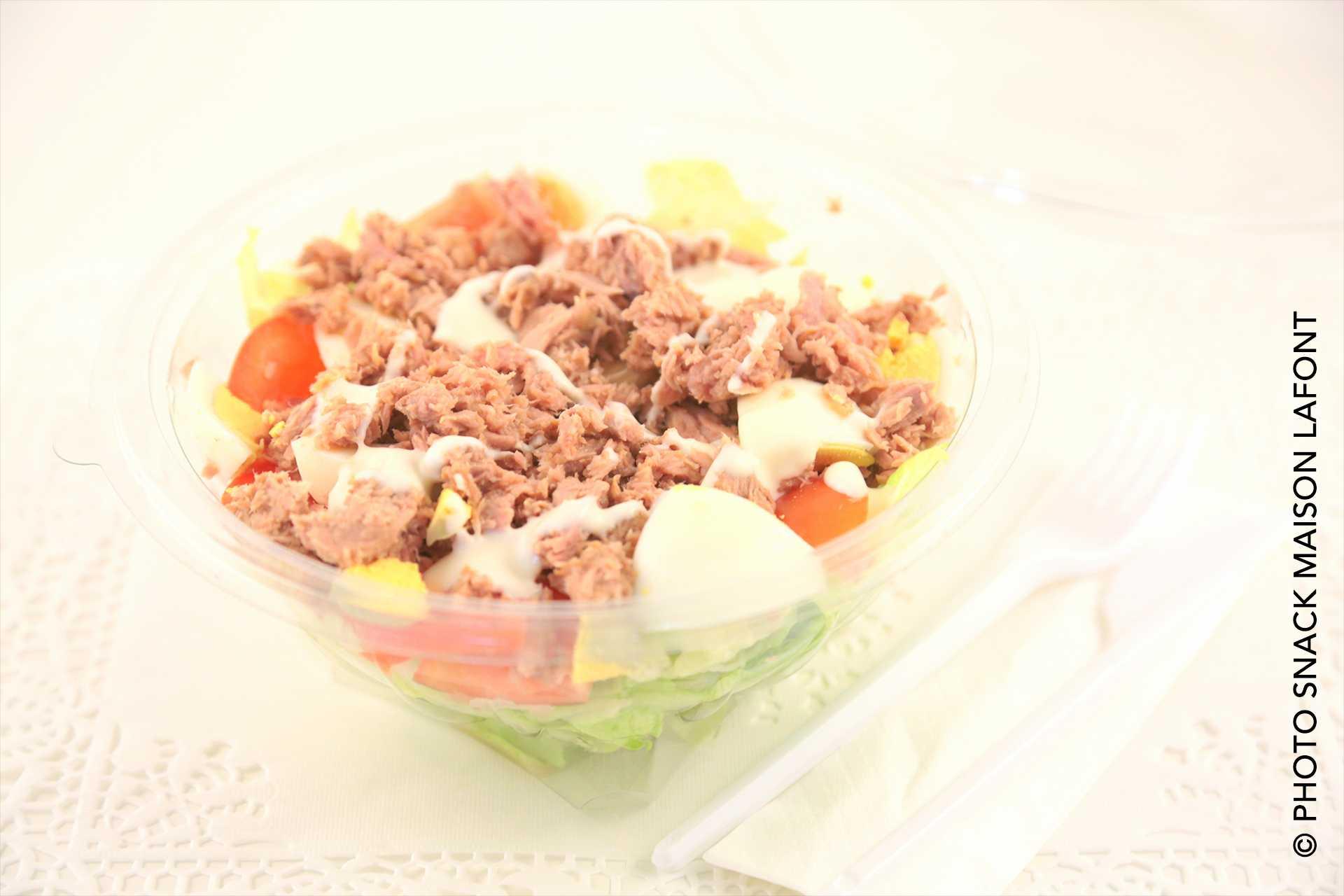 Salades à Perpignan, Snack Maison Lafont